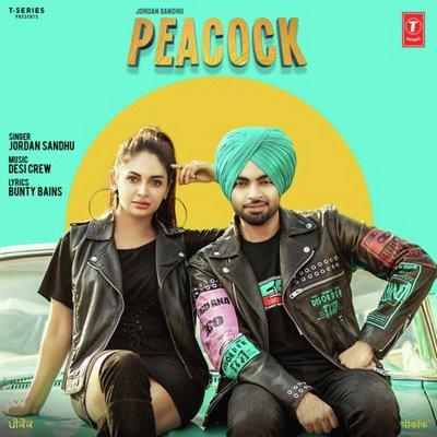 peacock lyrics by goldy desi crew jordan sandhu