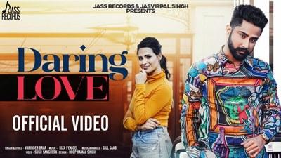 Daring Love lyrics Varinder Brar