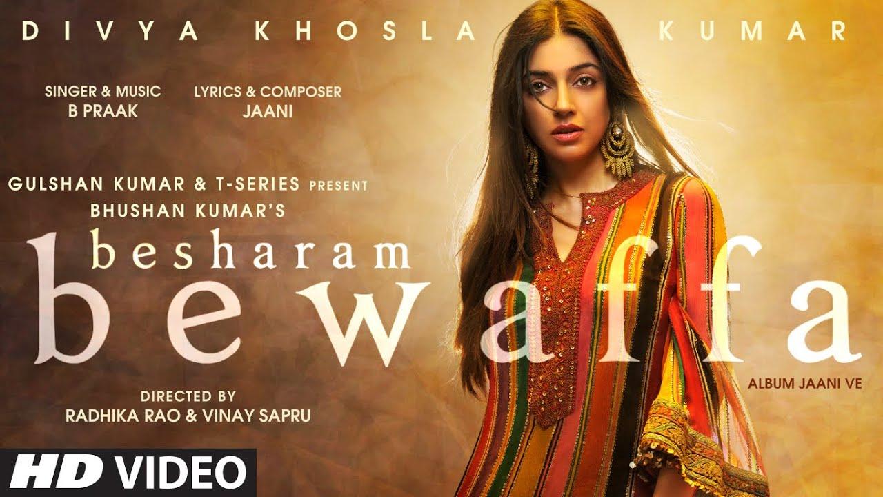 besharam-bewafa-lyrics-b-praak-english