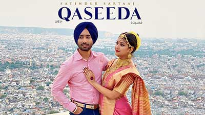 Qaseeda Lyrics – Satinder Sartaaj